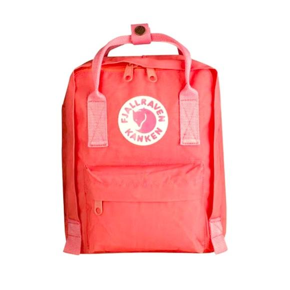 40650b2e9 Fjallraven Bags | Finalnwtmini Kanken Water Rsistant Backpack | Poshmark
